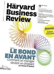 Prisma va lancer une version française de la «Harvard Business Review» | Philippine Ruther | Scoop.it