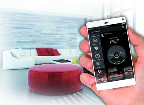 EDF prend la voie de la maison connectée | Le blog Avidsen | Hightech, domotique, robotique et objets connectés sur le Net | Scoop.it
