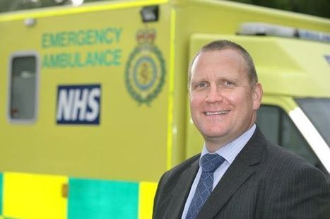 'It's the worst period in my career': North East Ambulance Service boss admits ... - Gazette Live | The Ambulance | Scoop.it