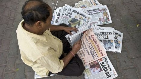 Global Digital News Brands See Growth Opportunity in India | Media | Scoop.it