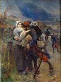 Le départ au front en 1914 | Histoire de France | Scoop.it