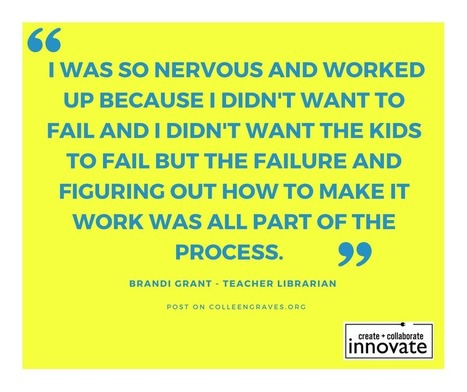 Becoming a Maker Librarian- Field Experience from Brandi Grant | Ed Tech Integration | Scoop.it