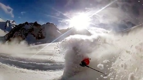 Home sweet home - S1E1 - Sam Favret | Freeride passion, a lifestyle, a state of mind | Scoop.it