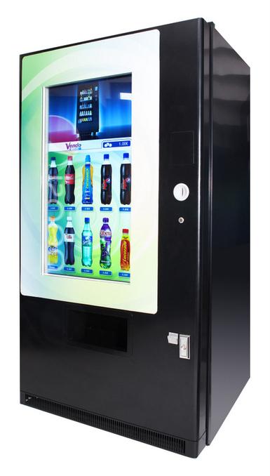 Nouveaux distributeurs automatiques : attirants et intelligents | La revue de presse Locam | Scoop.it