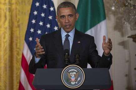 Obama says 'no greater threat to planet than climate change' | Cultural Worldviews | Scoop.it