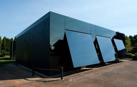 [New South Wales, Australia] Black Box / Tina Tziallas + Factor Design | The Architecture of the City | Scoop.it