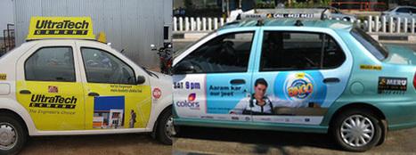 Taxicab Branding in Delhi | Auto Rickshaw Advertisement Agency | Affortable  SEO Packages in Delhi | Scoop.it