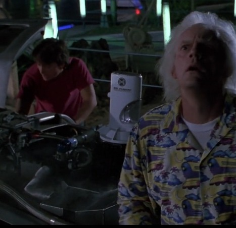 """Top 10 Facts """"Back To The Future 2"""" Got Wrong 