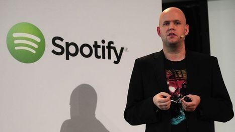 Google lorgne Spotify pour conquérir la musique en ligne | Veille musique, industrie musicale | Scoop.it