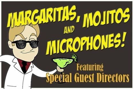 Margaritas Mojitos & Microphones - Voiceoverdoctor.com   The Scoop on Voiceover   Scoop.it