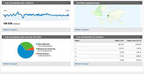 Comment bien utiliser Google Analytics   Blog WebMarketing   Alice et la gestion de projets   Scoop.it