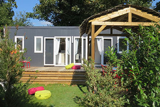 Location mobil-home glamping | Camping l'Océan Breton | camping | Scoop.it