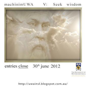 MachinimUWA V: Seek Wisdom - L$670,000 Challenge Kicks Off!   The Machinimatographer   Scoop.it
