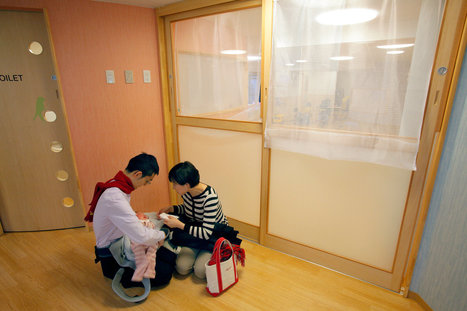 Desperate Hunt for Day Care in Japan | A Voice of Our Own | Scoop.it