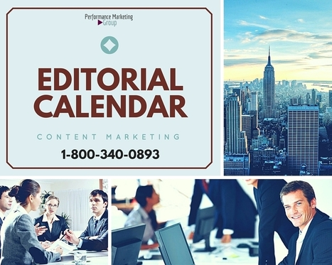 Editorial Calendar: Content Scheduling Made Easy | Nothing But News | Scoop.it