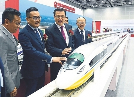No joint funding, China link for KL-Singapore bullet train project, firm says | Techmasi | Scoop.it