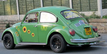 The Vintage battery driven Volkswagen Beetle Goes Electric - Wall Street Journal | stars cars | Scoop.it