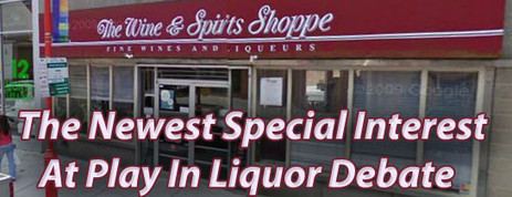 New special interest comes to PA liquor privatization party - Pennsylvania Independent | Schuylkill County News & More! | Scoop.it