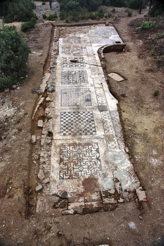 Excavations : Large Roman mosaic uncovered in Turkey | Archaeology, Anthropology & History | Scoop.it