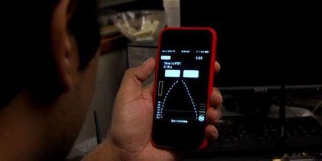 Souffler dans son téléphone pour savoir si on a un cancer du poumon | Doctors Hub | Scoop.it