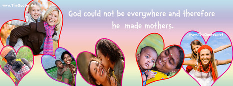 Facebook Cover Image - Mothers day sayings - TheQuotes.Net | Facebook Cover Photos | Scoop.it