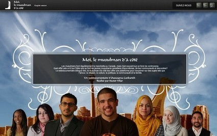 Moi le Musulman d'à côté   Radio-Canada International   L'actualité du webdocumentaire   Scoop.it