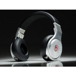 Monster Beats By Dr Dre Pro Headphones Grey Black Diamond MB214 | Monster Beats By Dr Pro Gold Diamond | Scoop.it