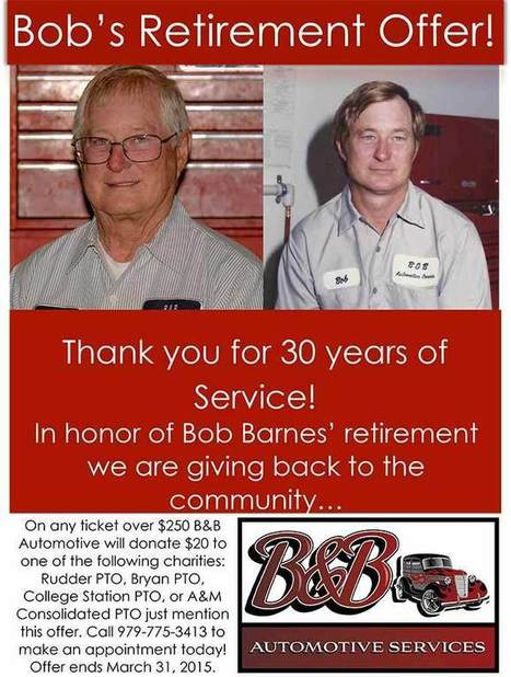 B&B Automotive Car Repair and Auto Service Center Bryan, College Station, TX (979) 775-3413 | Auto Services Center In College Station, Texas | Scoop.it