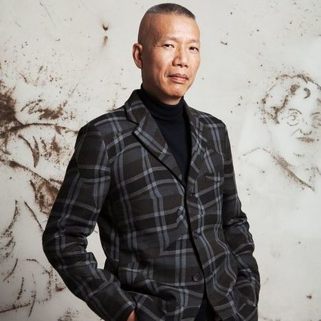 Cai Guo-Qiang on the State of Contemporary Chinese Art   Collectible Characters   Scoop.it