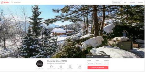 AirBnb : plus de 10 000 logements à louer dans les montagnes françaises | Ecobiz tourisme - club euro alpin | Scoop.it