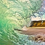 Wave Photographs by Kenji Croman | Colossal | Yellow Drawer | Scoop.it