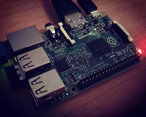 Adventures of Raspberry Pi — The powerful… #raspberry #raspberrypi #electronic...   Raspberry Pi   Scoop.it