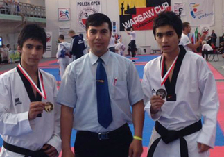 Taekwondo Team Wins Bronze at Polish Open | U.S. - Afghanistan Partnership | Scoop.it