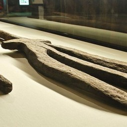 GB : Neolithic wooden tridents - mystery artefacts | World Neolithic | Scoop.it