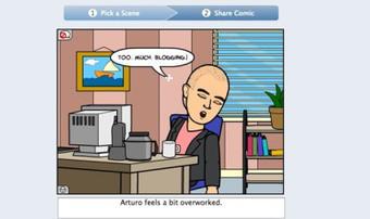 Crear comics directo en Facebook, con Bitstrips | Educacion, ecologia y TIC | Scoop.it