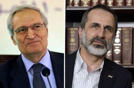 Syrie : le chef de l'opposition veut dialoguer avec le vice-président - Libération | politique Syrienne | Scoop.it