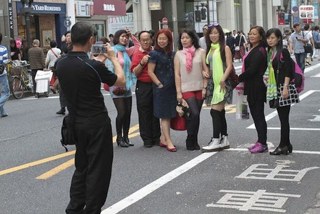 Chinese Tourists' 'Explosion Buying' in Japan Set to Continue in 2016 | Jing Daily | Grande Passione | Scoop.it
