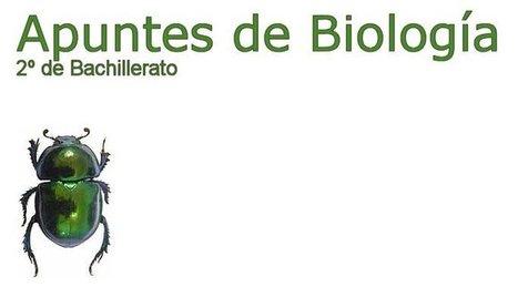 Apuntes de Biología de 2º de Bachillerato | Biología Bachillerato | Scoop.it