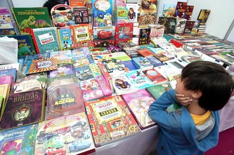 De lectura y mitos mercantiles sobre el libro: Rechaza Paco Ignacio Taibo II que en México se lean 2.7 libros al año | Agentes de cambio | Scoop.it