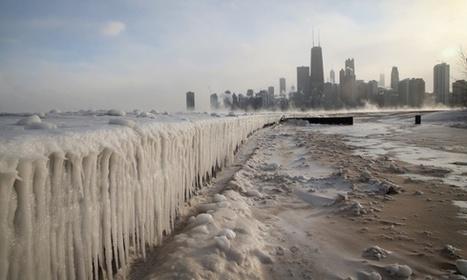 US polar vortex: stunning pictures | Paisaje y turismo | Scoop.it