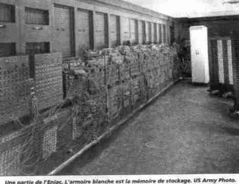 Historique ordinateur histoire de l 39 ordinat - Invention premier ordinateur ...