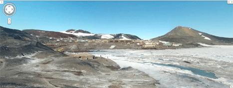 Google Maps Mania: McMurdo Station, Antarctica on Street View | Geospatial Pro - GIS | Scoop.it
