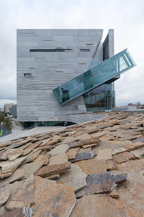 Perot Museum of Nature and Science / Morphosis - eVolo | Architecture Magazine | What Surrounds You | Scoop.it