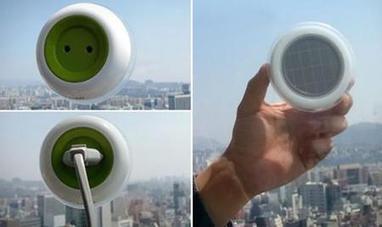 Enchufe solar para ventanas que genera electricidad - Ecoportal.net | Infraestructura Sostenible | Scoop.it