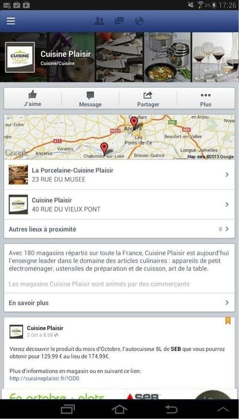 Les outils de géolocalisation - Pierre Legeay | Webmarketing | Scoop.it