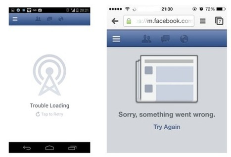 Facebook Frantically Working To Fix Mobile Security Flaw | mobile security | Scoop.it