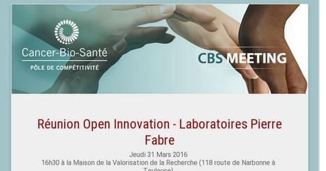 Réunion Open Innovation - Laboratoires Pierre Fabre | Le Bassin de Castres-Mazamet | Scoop.it