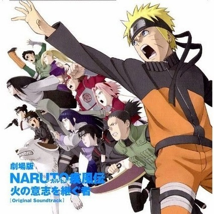 Daftar Judul Soundtrack Naruto Shippuden Terbaik | News | Scoop.it