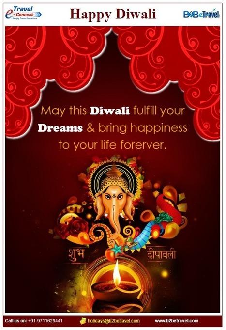 Happy Diwali | Online Travel Portal Development & Solution for White Label in India | Scoop.it
