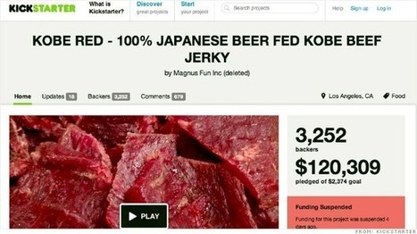 Kickstarter pulls plug on scam minutes before $120000 heist - CNN | Crowdfunding World | Scoop.it